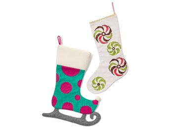 Bohemian stockings