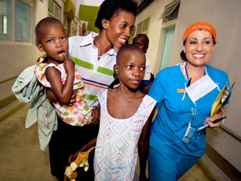 Jennifer Trubenbach and Operation of Hope
