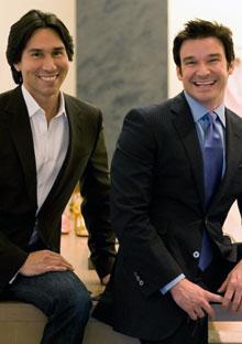 Joe Lupo and Jesse Garza