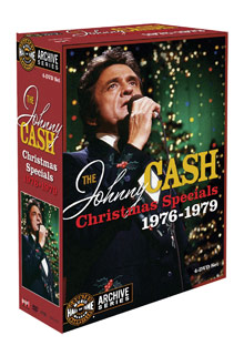 The Johnny Cash Christmas Specials