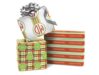 Neiman Marcus wrapping paper