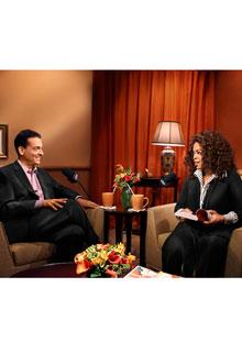 Oprah and Daniel Pink