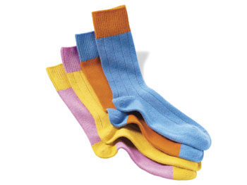 Olive and Bettes socks