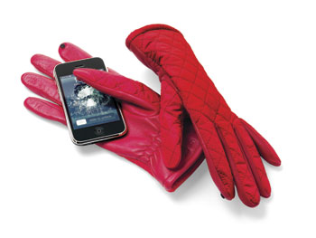 Tec Touch gloves