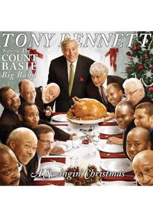 A Swingin Christmas from Tony Bennett