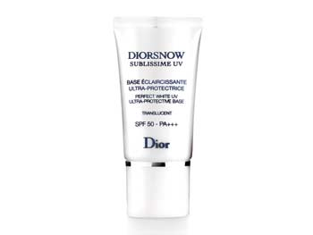 Christian Dior DiorSnow Sublissime Base SPF 50