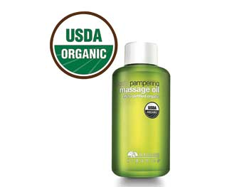 Green USDA seal