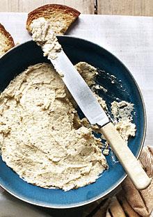 Faux Gras (Vegetarian Foie Gras)
