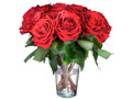 Organic Bouquet Cherry Love Roses