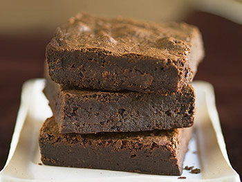 The Baked Spicy Brownie