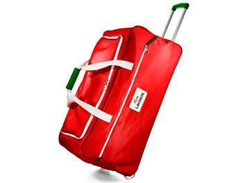 Lacoste suitcase