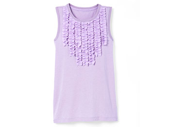 Gap lavendar tank top