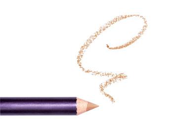 Peach eyeliner pencil