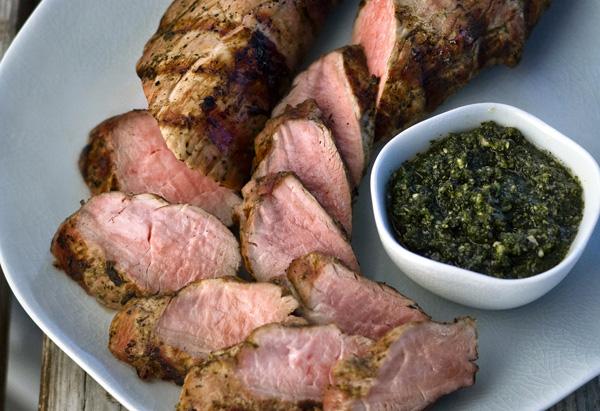 Jerk Pork Tenderloin Recipe