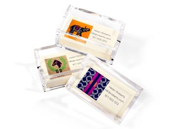 Iomoi business cards