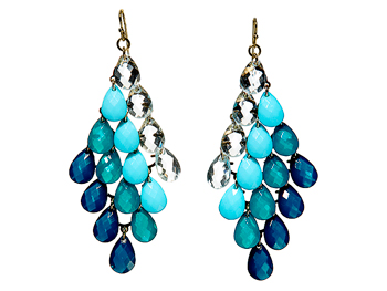 Avon chandelier earrings