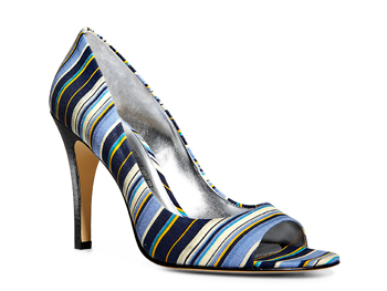 Marc Fisher striped shoe