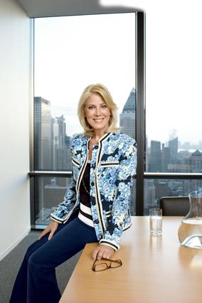 Interview style - Christine Shields in O Magazine