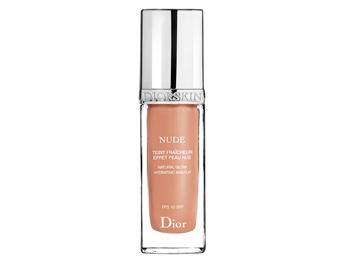 DiorSkin Nude Natural Glow Hydrating Makeup SPF 10