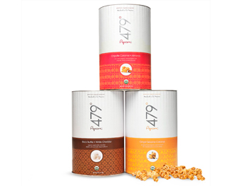 479 organic popcorn