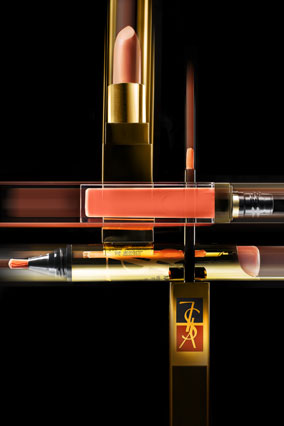 YSL Gloss Pur in Pure Coral