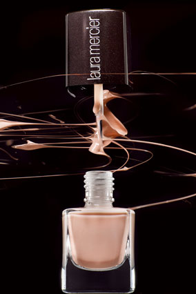 Laura Mercier Nail Lacquer in Nude Peach