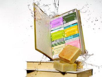 Skinnyskinny Organic Soap Set