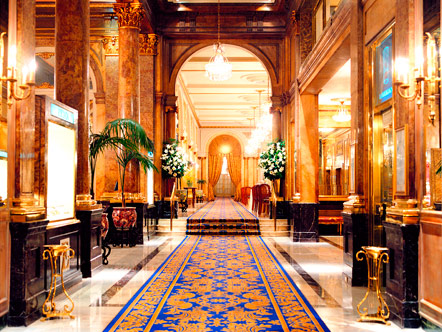 The Alvear Palace Hotel