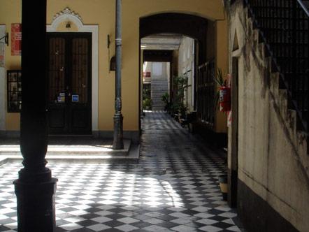 The Pasaje de la Defensa - Buenos Aires