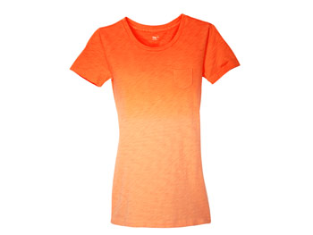 Orange Gap T-shirt