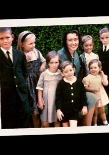 Rosemary Mahoney's family