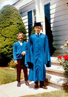 Jim and John Shepard