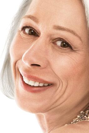 Catherine Baker eyebrow makeover