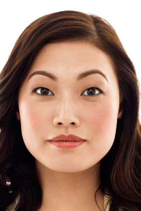 Catherine Kim eyebrow makeover