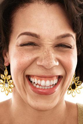 Michelle Falchenberg eyebrow makeover