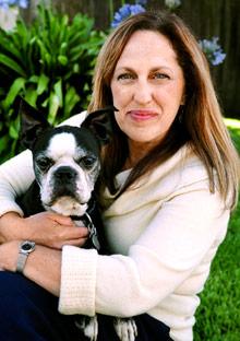Joyce Tischler and Edgar