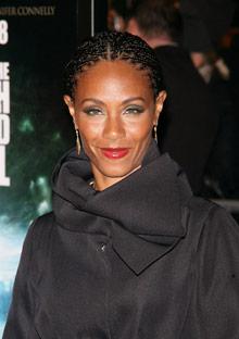 Admirable Jada Pinkett Smith39S Aha Moment Short Hairstyles For Black Women Fulllsitofus