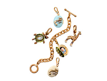 Jay Strongwater charms