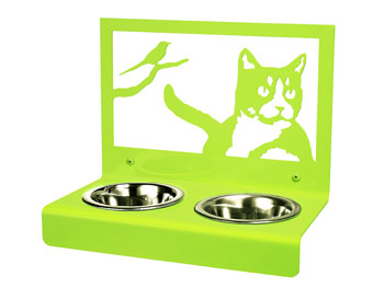 Steel Pet Feeding Trays