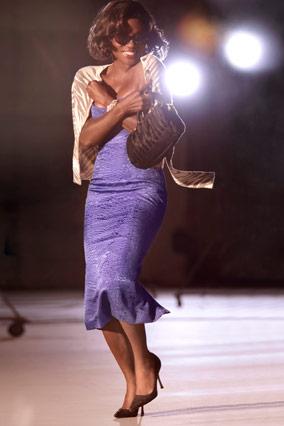 Viola Davis in L'Wren Scott