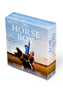 The Horse Boy audiobook cover