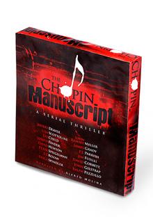 The Chopin Manuscript audiobook cover