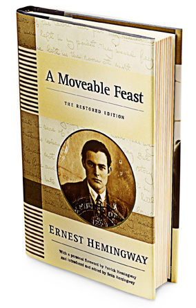 a literary analysis of a moveable feast by ernest hemingway How hemingway's a moveable feast has become a —ernest hemingway, a moveable feast the horrific attacks in paris earlier in the atlantic back.