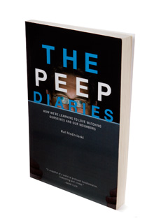 The Peep Diaries by Hal Niedzviecki