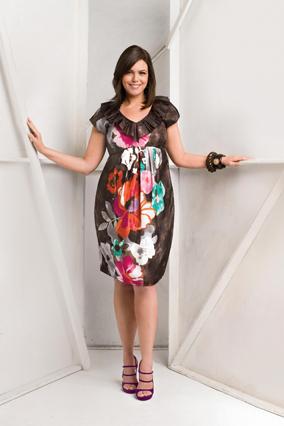 Lauren LaPuma makeover in O, The Oprah Magazine