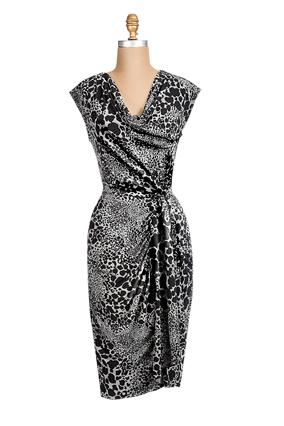 B-Slim by Elementz wrap dress