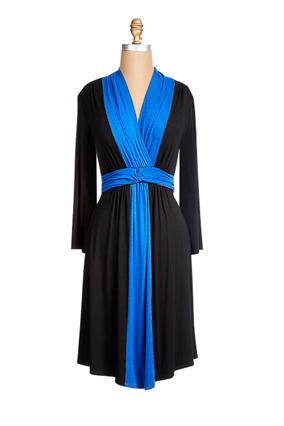 Ella Moss jersey dress