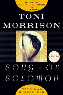 a struggle of a black family in song of solomon by toni morrison Song of solomon is a 1977 novel by american author toni morrison the song of solomon, a song about an his family history and the history of the song.