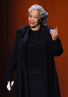 essays written by toni morrison The bluest eye is a novel written by toni morrison in 1970 toni morrison began writing the bluest eye in a writing group she joined while teaching at howard.