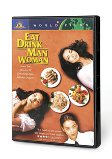 Eat Drink Man Woman DVD